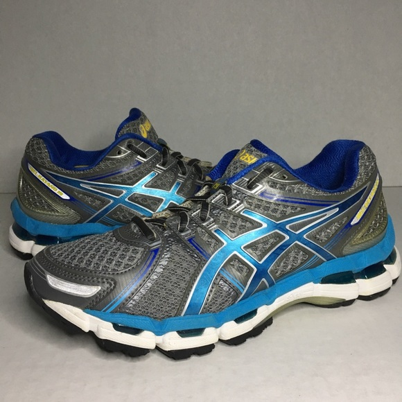 asics gel kayano 19